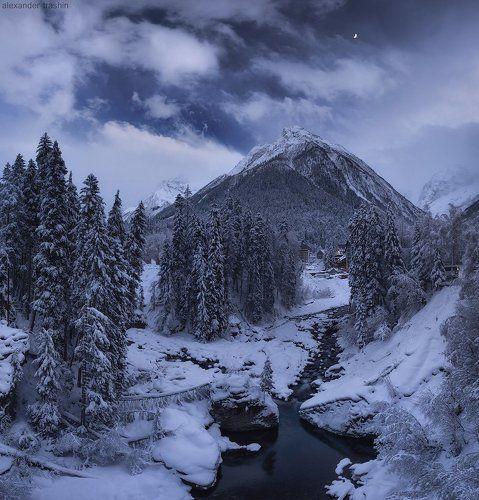 Winters Tale Of Dombai