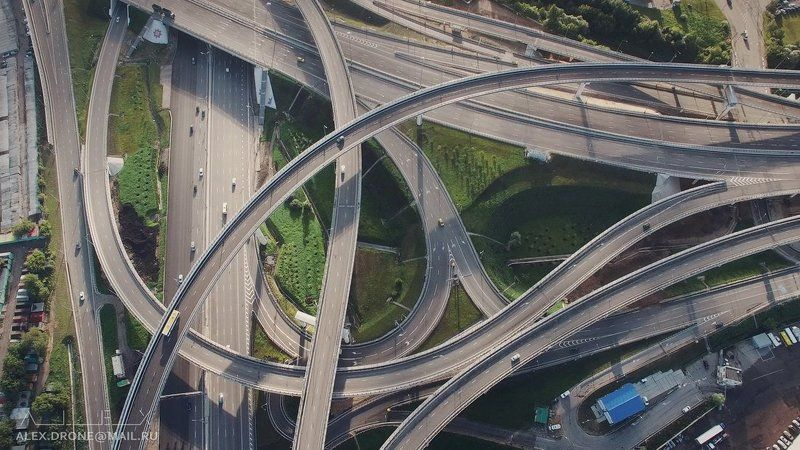 Дороги с высотыphoto preview