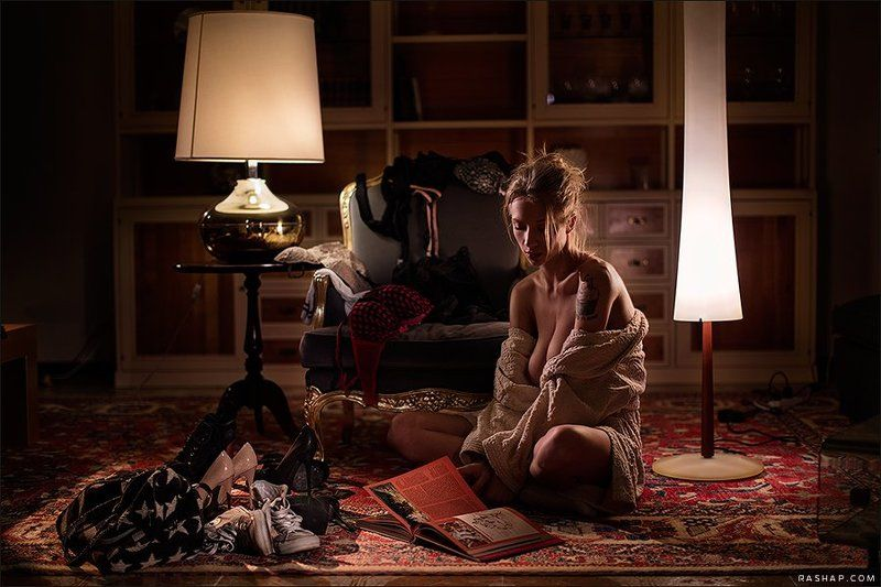 Genre, Portrait, Rashap, Рашап Cinemaphoto preview