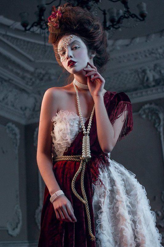 Fashion, Marie antoinette, Rococo Rococo Queenphoto preview