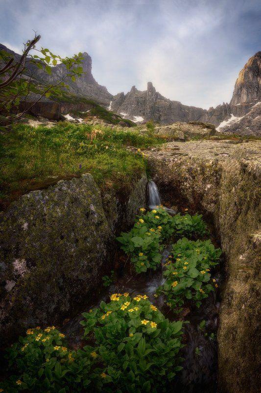 горы. камни. вода. парк. Ергаки. лето. Саяны. В гостях у \