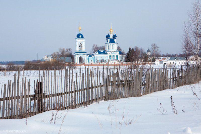 Дунилово. Свято-Успенский женский монастырьphoto preview