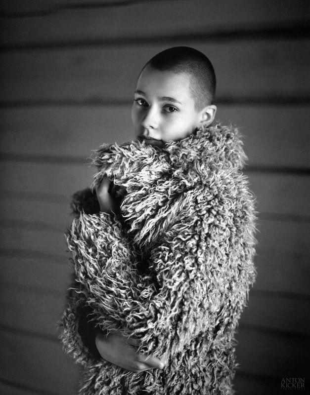6x7, film, mediumformat, bw, portrait, girl Nataliphoto preview