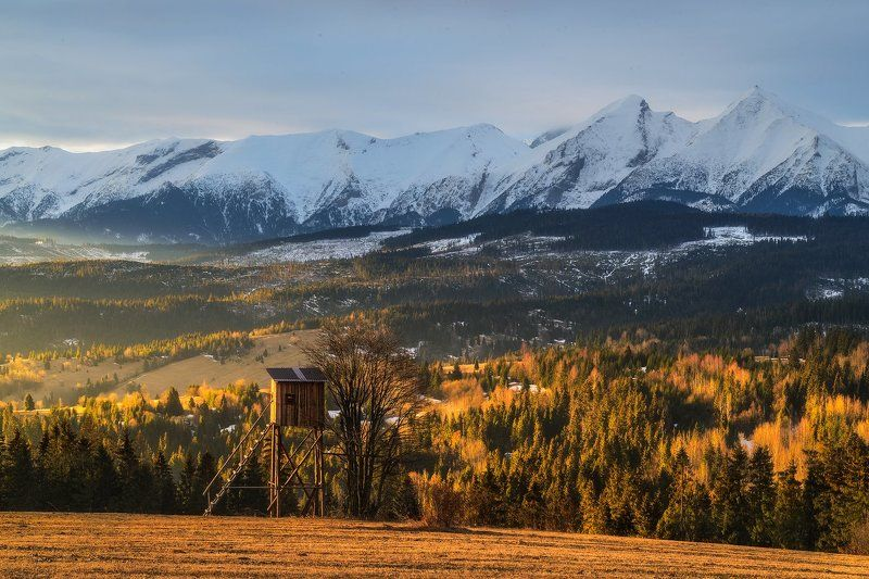 Spring in the Tatra Mountainsphoto preview