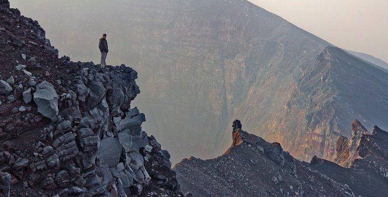 Вулкан, Горы, Камчатка, Кратер, Толбачик Толбачикphoto preview