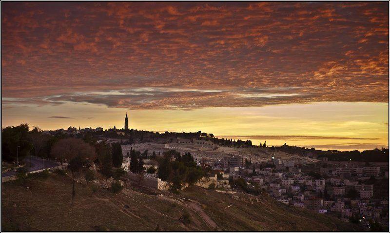 Утро в Иерусалимеphoto preview