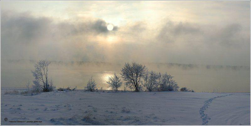 Зимнее Солнце 3photo preview