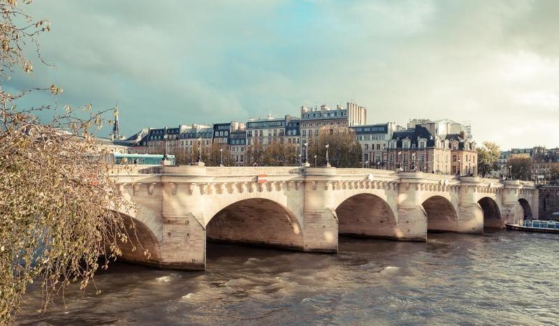 Paris, France Pont Neufphoto preview