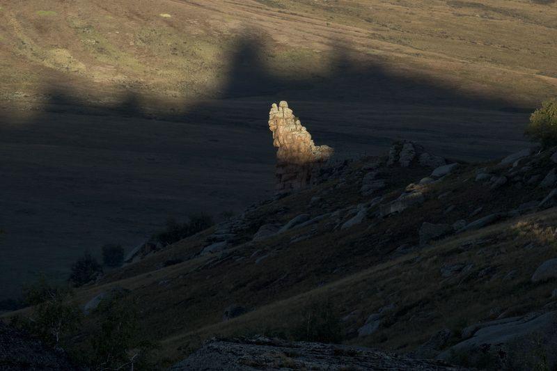 Казахстан. горы. Ку. Балкантау. Первый луч.photo preview