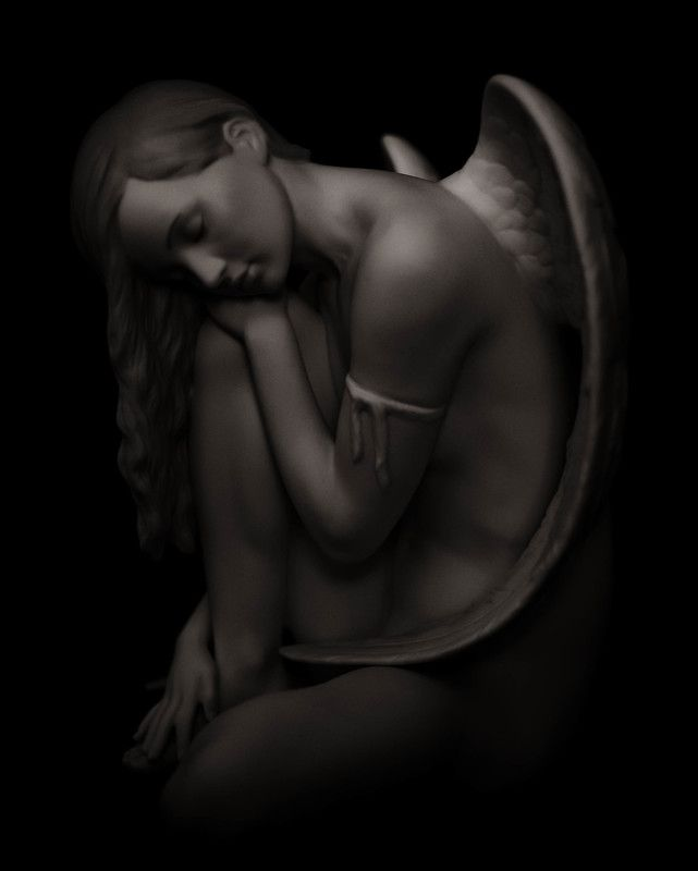 Спящий ангел photo preview