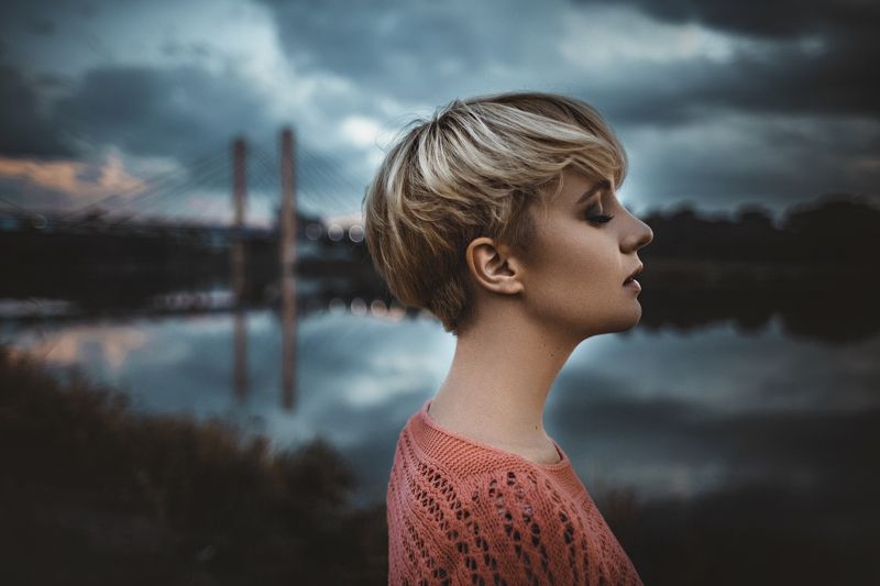 Color, Mood, Polish, Portrait Serenityphoto preview