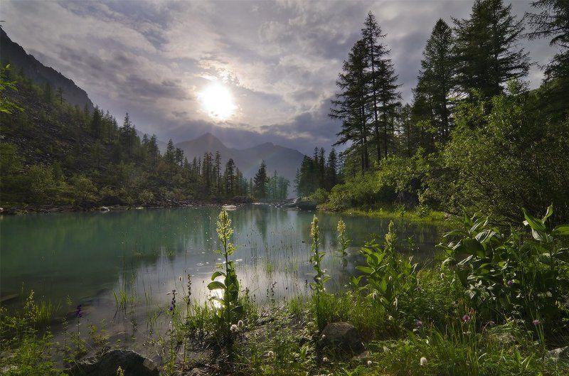 Алтай свет над Шавлойphoto preview