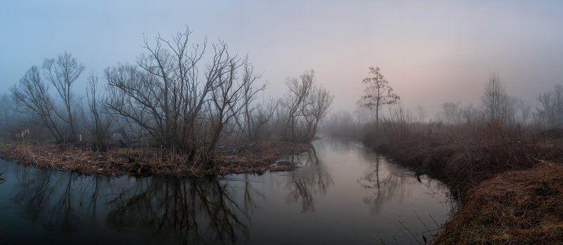 Апрель на реке Лесной Тамбовphoto preview