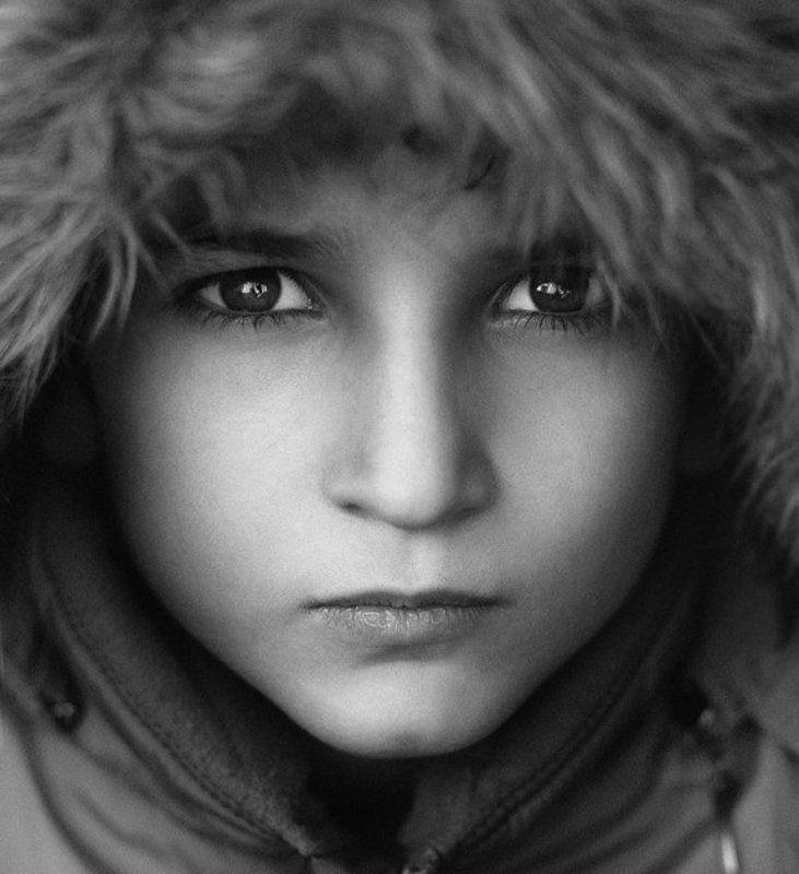 портрет, мальчик, взгляд, фотограф, ***photo preview