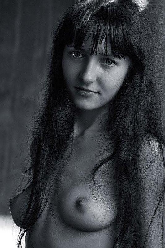 взгляд, девушка, модель, елена, белова Ню, конечно, НЮшный портретphoto preview
