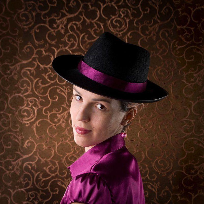 Портрет в стиле Saloon.photo preview