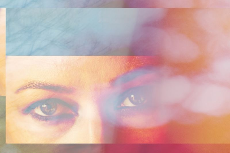 eyes, collage, colours, soft, abstract The Soul Exposures IIphoto preview