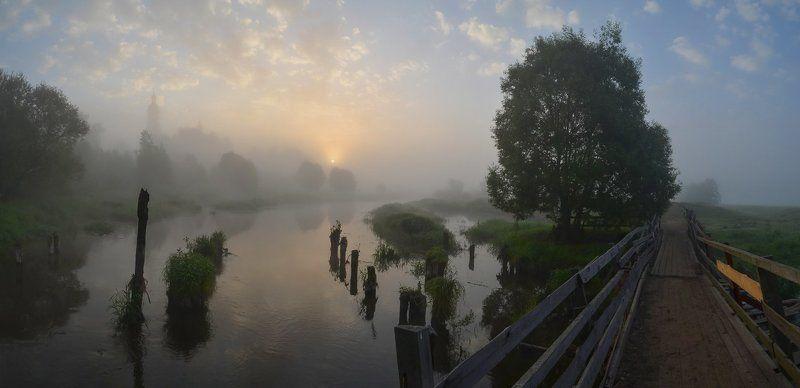 В тумане...photo preview