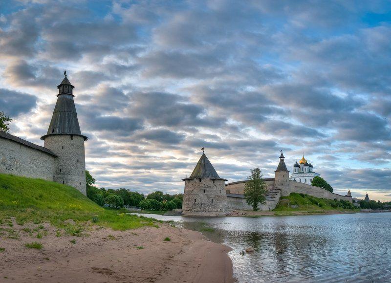 Архитектура, Псков Кромphoto preview