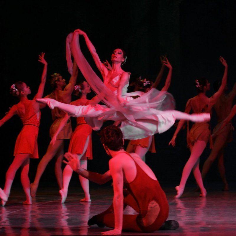 танец, балет, театр. \