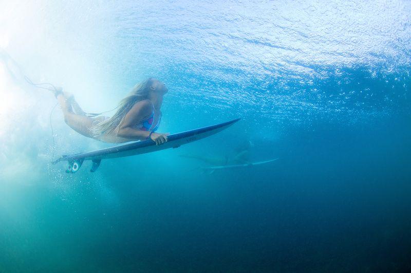 Синхронное плаваниеphoto preview