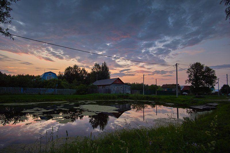 Вечер в Пирогово photo preview
