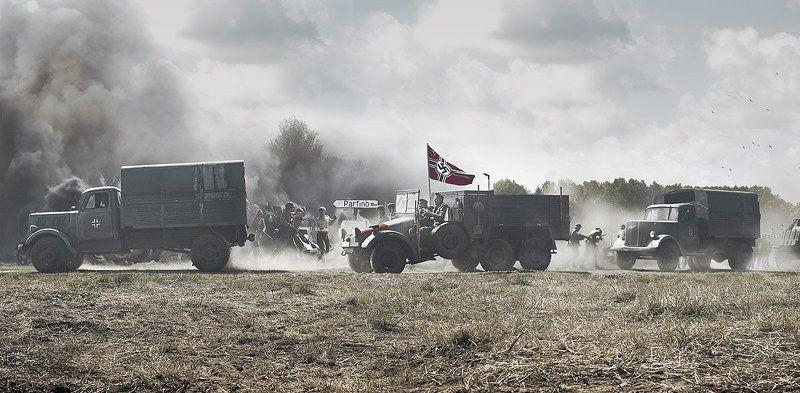 41-й, Война, Лето, Немцы 41-йphoto preview