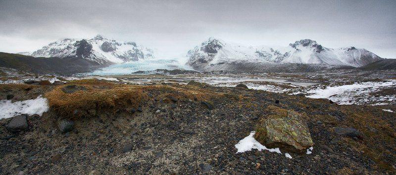 Исландия ледник Исландия. Ледник.photo preview