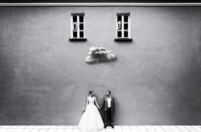 wedding, portrait, conseptual  ***photo preview
