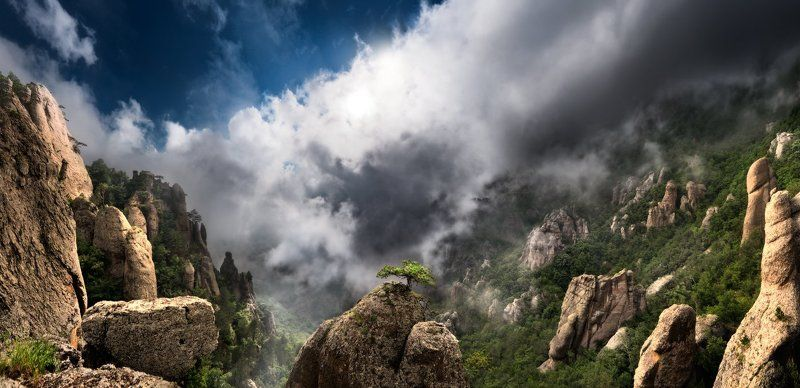 Панорама Долины Призраковphoto preview