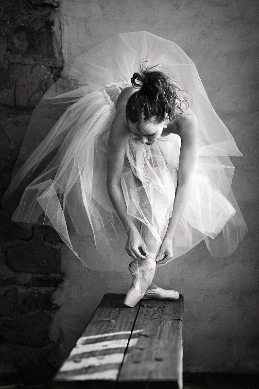 balerina ...photo preview