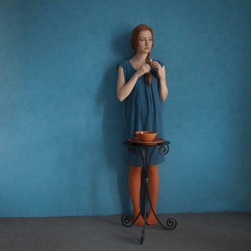 Портрет на синемphoto preview