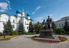 Зодчие Казанского кремля.