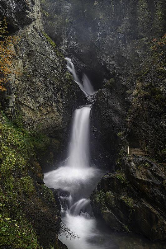 Тургеньский водопадphoto preview