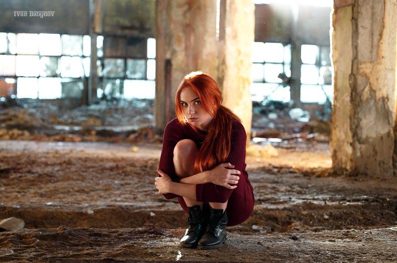 #девушка #страх  Катя photo preview