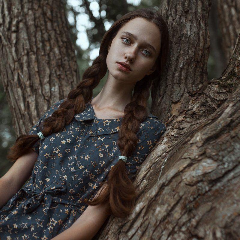 girl, девушка, глаза, фото, популярное, popular, portrait Викаphoto preview
