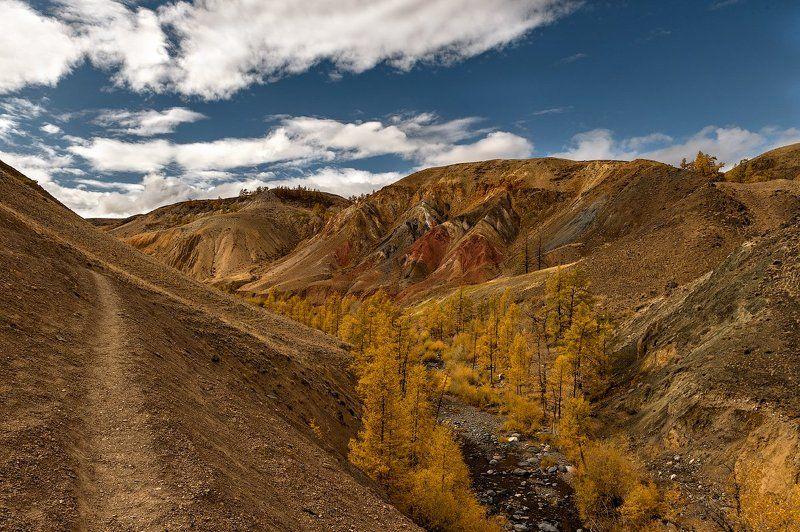 Алтай, Горный Алтай, Горы, Марс Прогулка по Марсуphoto preview