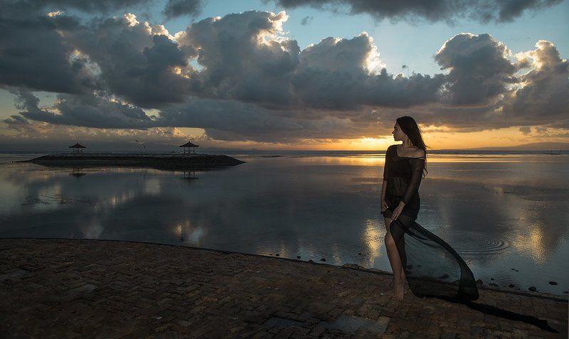 Рассвет над Сануромphoto preview