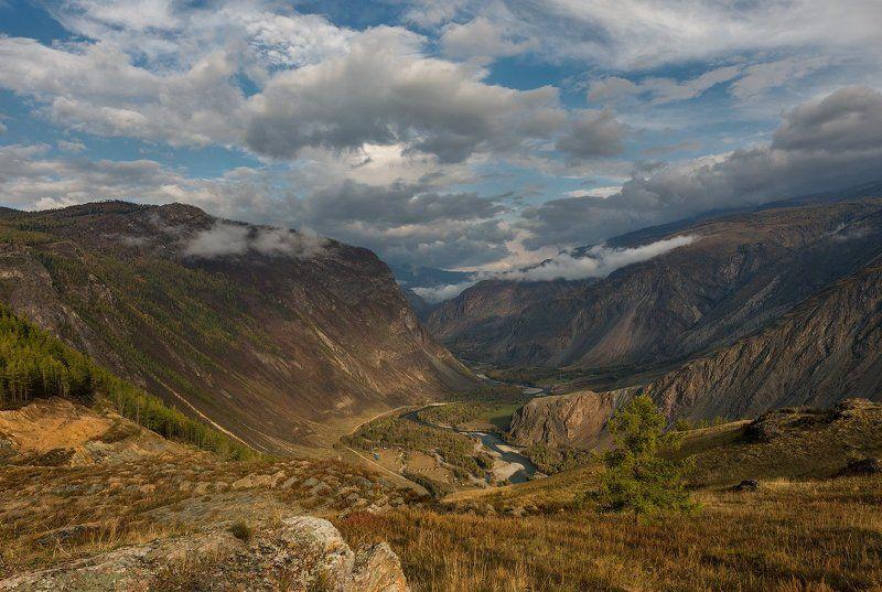 Чулышманский каньонphoto preview