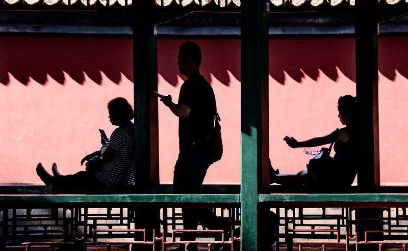 Китайский театр тенейphoto preview