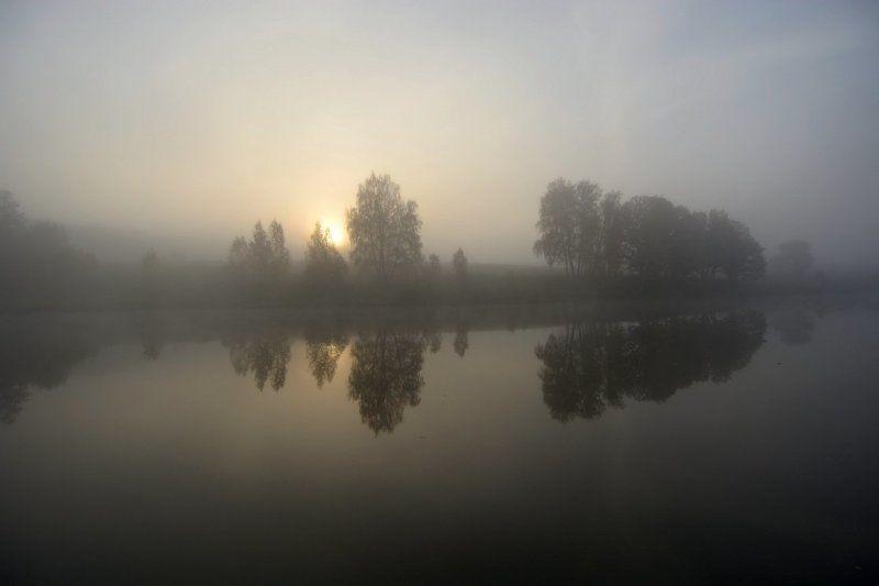 Про тихое утро в Грумантахphoto preview