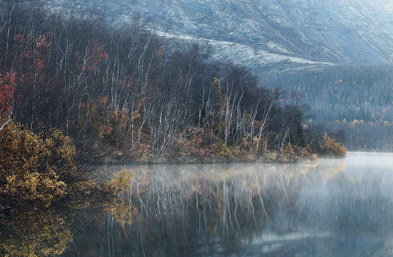 Уходящая осеньphoto preview