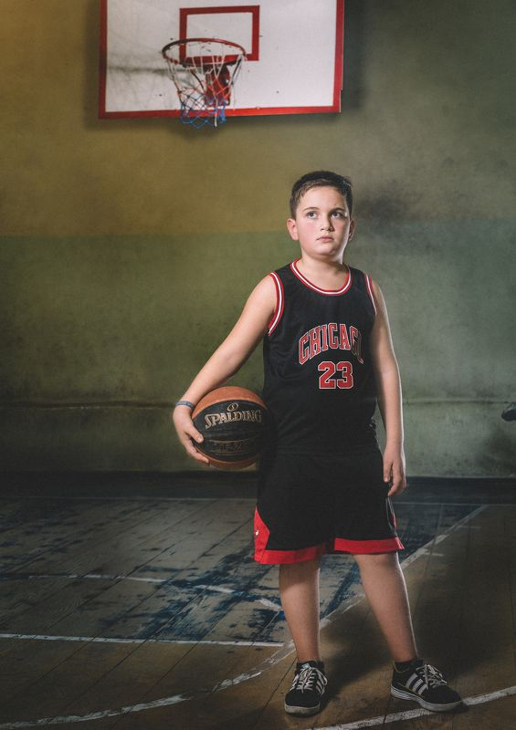 janre portrait basketball nikon  Будущее поколение photo preview