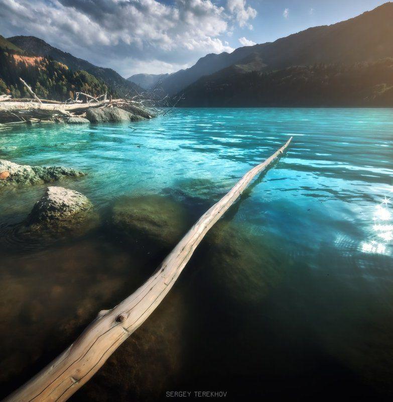 джунгария, казахстан, фотографии казахстана, природа казахстана, фотографы казахстана, джунгарскии алатау, Озеро Джасыкельphoto preview