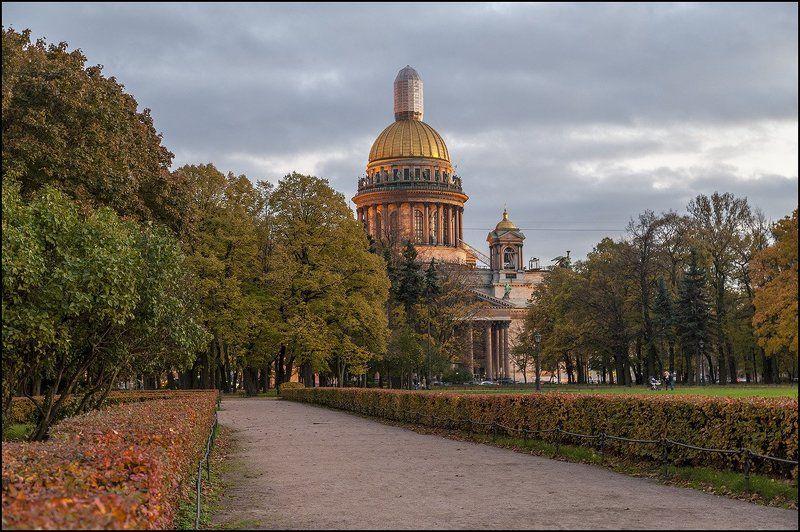 санкт-петербург  осень  октябрь photo preview