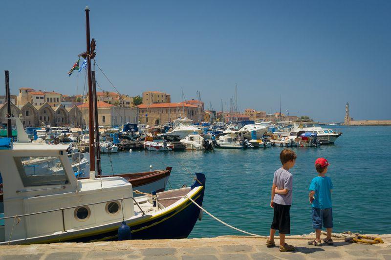 Греция Лето на Критеphoto preview