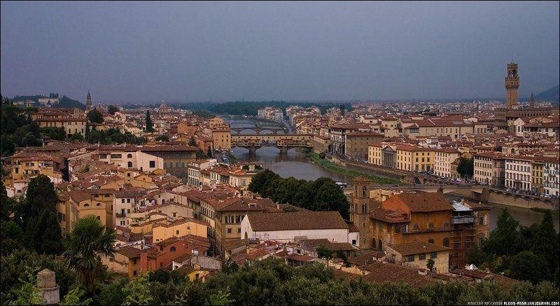 италия, флоренция, город Моя любимая Флоренция...photo preview