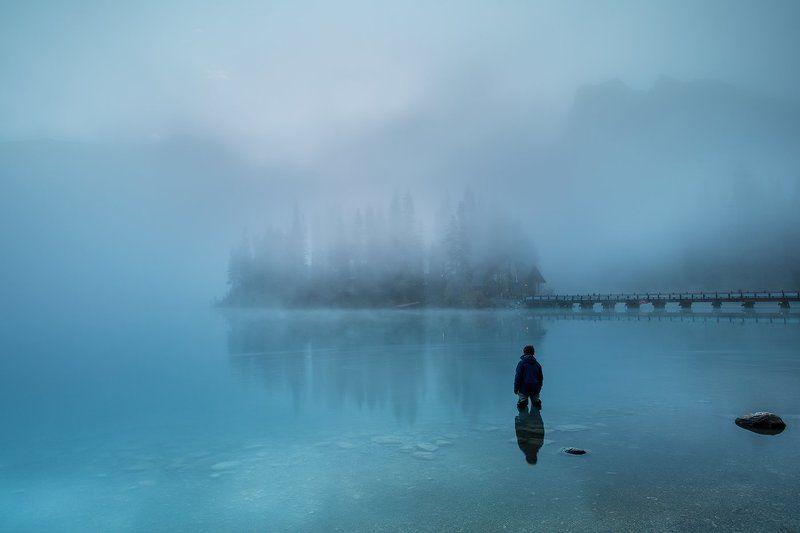 emerald lake КОГДА ТЫ СМОТРИШЬ НА БЕЛЫЙ ОГОНЬphoto preview