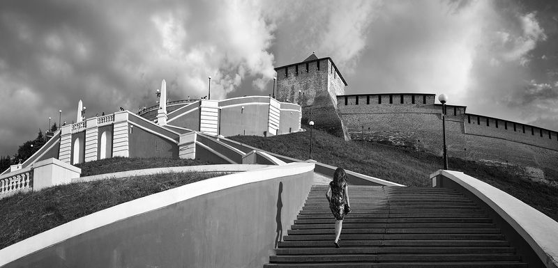 Чкаловская лестницаphoto preview