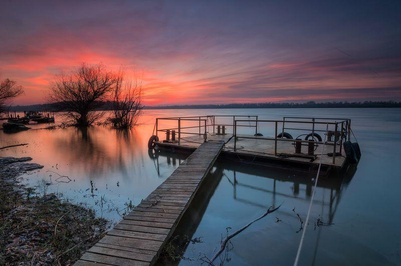 Первый закат за последний месяц годаphoto preview